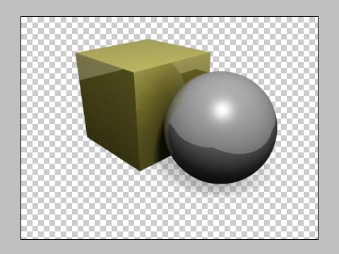 アルファチャンネルが扱えるPhotoshopやGIMPで開く