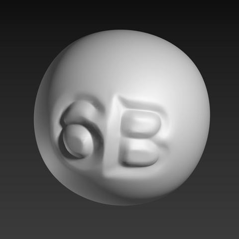 スカルプト(Sculpt)モデリング見本