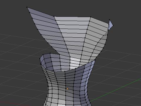 Shadeの自由曲面に似たモデリング方法「Bsurfaces」