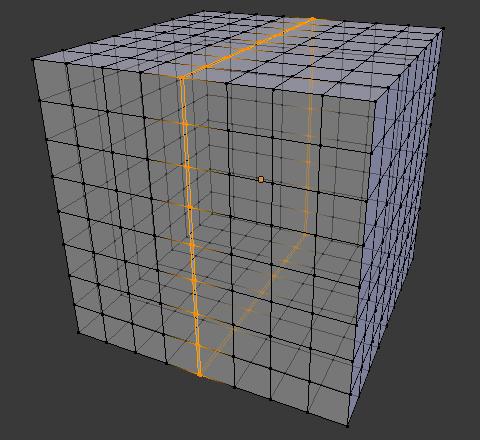 複数の頂点を一括で結合〈Remove Doubles〉