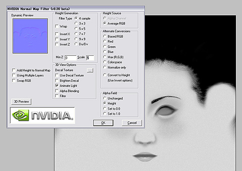NVIDIA Plug-ins for Adobe Photoshop