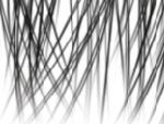 人体/毛髪テクスチャ画像作成〈透明マップ&バンプマップ用〉