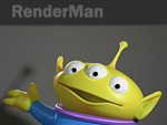 ピクサー(PIXAR)のRenderManが無料で利用可能