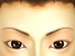 人体/顔面のテクスチャマッピング〈テクスチャの微調整〉