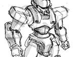 メカ(オリジナルロボット)制作〈モデリングの前に・・・〉